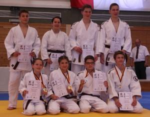 Hess. Jugend Kata Team 2014