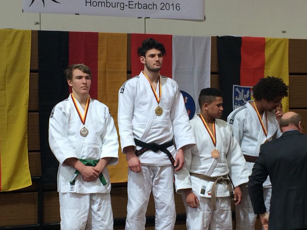 Yannik Kern - SW Meister 2016